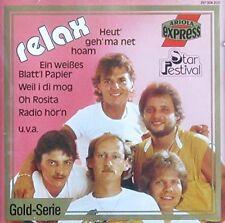 Relax Star Festival (16 tracks, 1987, BMG/AE) [CD]