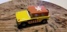 Vintage Lesney Matchbox Superfast #18 Field Car 1970 Toy Car England UK