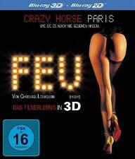 FEU (FEUER) von Christian Louboutin - Le Crazy Horse Paris - Blu Ray NEW