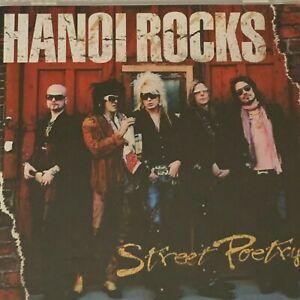 Hanoi Rocks - Street Poetry CD Like New