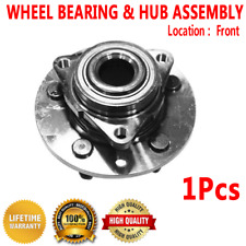 FRONT Wheel Hub and Bearing Assembly for DODGE RAM 1500 02-08 2-Wheel RWD