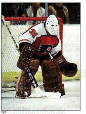 1983-84 Topps Stickers #197 Pelle Lindbergh