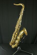 1977 Selmer Paris Mark VII Tenor Saxophone