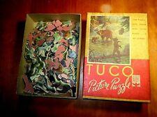 Vintage TUCO > 200p Picture Puzzle Stock #2508 Time to Retreat Hintermeister EUC
