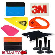 Squeegee Car Wrapping Window Tinting Auto Film Install Applicator Tools - AU