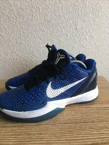 "Nike Zoom Kobe VI 6 Duke SZ 8 Men's protro 2011 grinch hof ""As Is""  Pre-Owned"