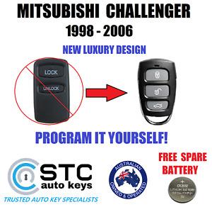 MITSUBISHI CHALLENGER CAR KEY REMOTE 1998 1999 2000 2001 2002 2003 2004 2005