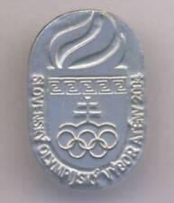 2004 ATHENS Olympic Games SLOVAK NOC PIN Badge SLOVAKIA Olympics