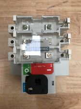 Socomec Fuserbloc switch disconnector 32A-800V (36413003)