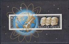 Ungarn Hungary 1962 ** Bl.33 B Weltraum Space Espace Gagarin