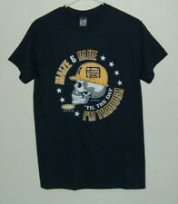 MICHIGAN WOLVERINES INSPIRED MAIZE AND GOLD SM TO 5X   TEE NEW