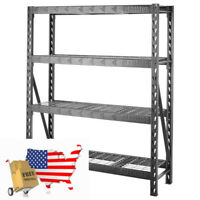 Gladiator GarageWorks 60-inch Wide Heavy Duty Rack With 4 Shelves FREE SHIPPING