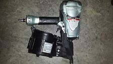 Hitachi 3-1/2 in. Coil Framing Nailer NV90AGS nail gun with warranty
