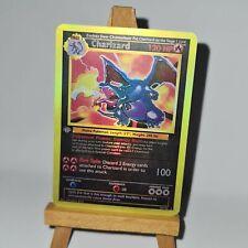 Charizard Glurak Proxy Custom Pokemon Card in Holo