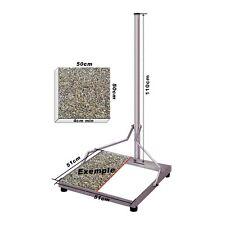 Sat Antennen Balkonständer zerlegbar Flachdachständer stabil aus Stahl 50X50cm