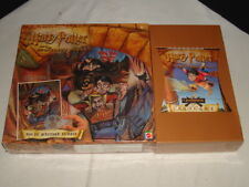 New Harry Potter Sorcerers Stone Collectible 300 Mystery Puzzle W/Quidditch Game