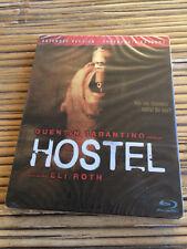 Hostel - limited edition steelbook blu-ray