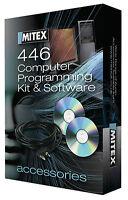 Mitex PMR446 Comptuer Programming Kit & Software