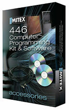 Mitex PMR446 Comptuer Programming Kit & Software