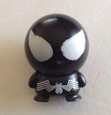 Marvel Capsule Buildable Custom SYMBIOTE BLACK SPIDER-MAN VENOM 2 In 1 Figurine