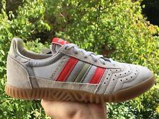 Adidas Indoor Super /Braun/Rot/Cyber Metalic Größe 37 1/3