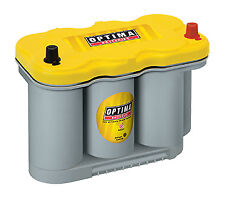 Optima Yellow Top D27F 12V Battery