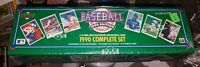 1990 Upper Deck Baseball Cards Complete Set [Factory Sealed]