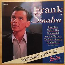 FRANK SINATRA - SOMEBODY LOVES ME - CD - Best Of Greatest Hits
