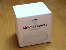 AirPort Express N (2nd Generation) Basisstation in OVP (MC414Z/A)