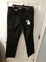 LAPG Women's Stretch OPS Tactical Pants Size 6 Regular Black NWTS