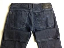 mens diesel Zatiny jeans 32x31 Tagged 32x32 Button Fly Cotton