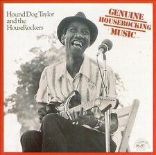 Genuine Houserocking Music - Hound Dog Taylor CD Alligator Records 1982