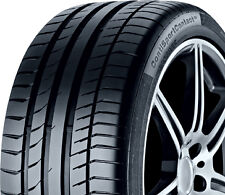 2x Sommer-Reifen 235/40 R18 95Y ZR Continental SportContact 5 P MFS (F,B)