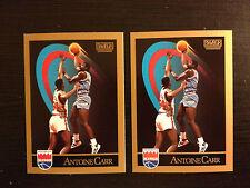 1990-91 SKYBOX BASKETBALL ERROR CARD #244 SUPER RARE (CORRECT & ERROR )