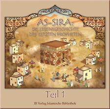 As-Sira Die Lebensgeschichte letzten Propheten Band 1 Deutsch*Islam Koran muslim