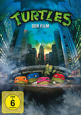 Turtles 1 - Der Film (Teenage Mutant Ninja) DVD NEU + OVP!