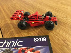 Lego Technic Set 8209 Future F1 (1998).