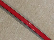 FORD Falcon XF S Pack Fairmont Ghia RED Bumper Mould Strip Front & Rear SEDAN