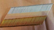 1000 x 34 Degree Paper Collated Strip Nails/Framing Nailer Nails 50mm - 90mm