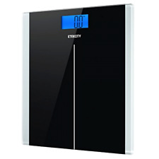 Digital Weight Scale With Step On Technology For Body 400 pounds W/ Tape Measure
