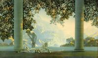 Daybreak : Maxfield Parrish : 1922 : Archival Quality Art Print