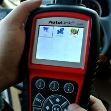 Autel Autolink AL619 OBD2 Diagnostic Scanner CAN Code Reader SRS ABS Reset Tool