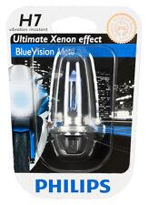 Philips BlueVision moto h7 bvu 12972 bvubw Xenon Look moto