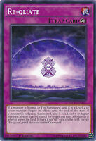 Re-qliate Common 1st Edition Yugioh Card MP15-EN242