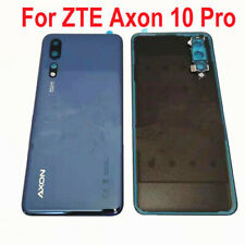 For ZTE Axon 10 Pro Blue Battery Cover Housing Glass Back Door with tools