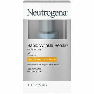 Neutrogena Rapid Wrinkle Repair Moisturizer SPF 30 ~ 1oz