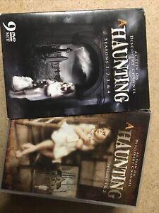 A Haunting Seasons 1-4 DVD Boxset (1D1)