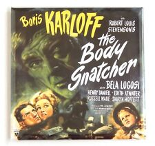 The Body Snatcher Kühlschrank-magnet (7.6x7.6cm) Filmposter