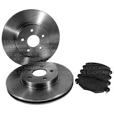 Ford Mondeo Apec Front Brake Discs And Pads 2000-2007