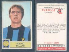 FIGURINA CALCIATORI PANINI 1971/72-INTER,BELLUGI-NUOVA,PERFETTA,SUPER!!!